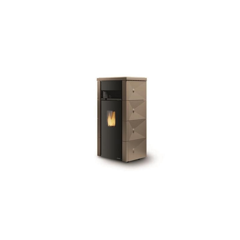 po le granul s tanche bbc palazzetti miriam 12kw. Black Bedroom Furniture Sets. Home Design Ideas