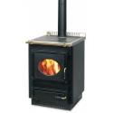 cuisinière à bois wekos 601 / IS Rustica