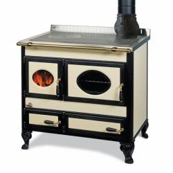 cuisinière à bois wekos classic 90 / sf rustica