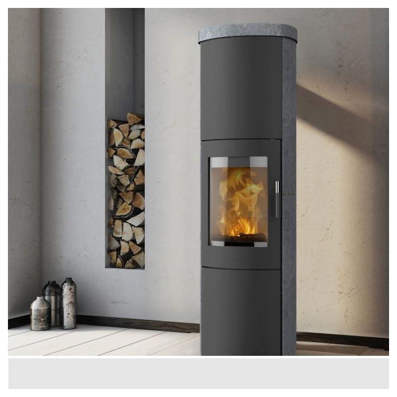 d couvrez le superbe po le bois scandinave lotus mira 7. Black Bedroom Furniture Sets. Home Design Ideas