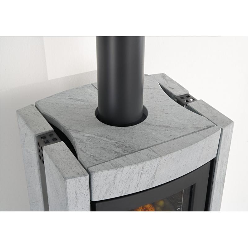 po le bois nordica ester forno evo saisissez le po le. Black Bedroom Furniture Sets. Home Design Ideas